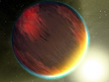 Gas-exoplanet
