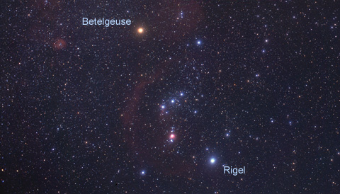 Er Betelgeuse ved at eksplodere?