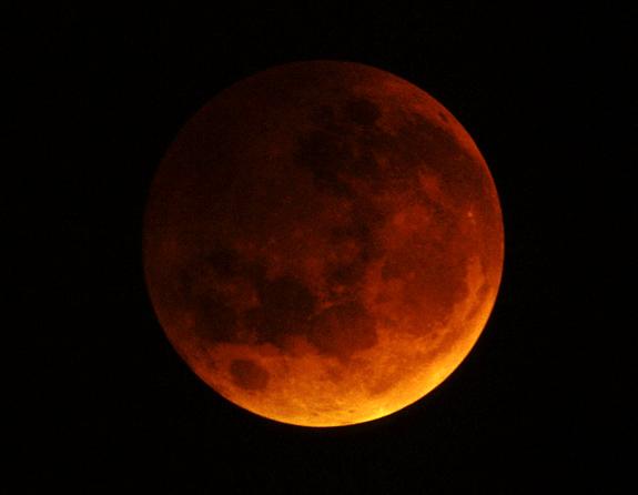 Total Måneformørkelse 27 juli
