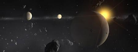 Planetsystemsdannelse