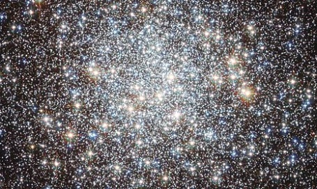 kugleformet stjernehob M9