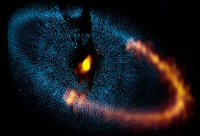 Støvringen om stjernen Formalhaut