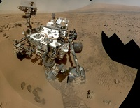 Mars-roveren Curiosity