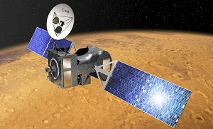 ESAs ExoMars sonde
