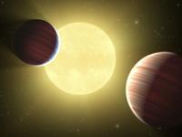 Exoplanet system