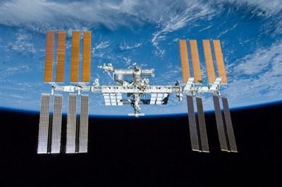 Den internationale rumstation ISS