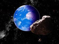 NEO nær-jord-asteroide