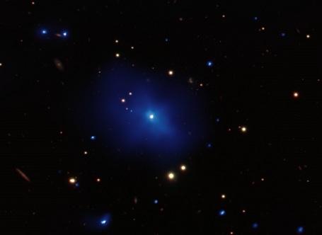 Quasaren 3C273