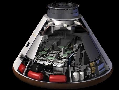 NASAs Orion modul