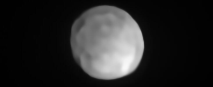 Hygiea ny dværgplanet