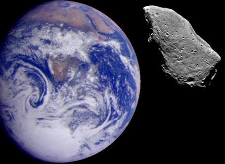 Asteroide passserer 1400km fra Jorden i 2017