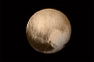 Plutos Måne Charonn