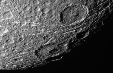 nærbilleder af månen