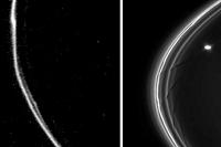 Bølger i Saturns ringe